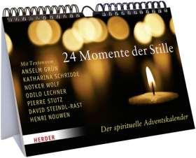 24 Momente der Stille. Der spirituelle Adventskalender