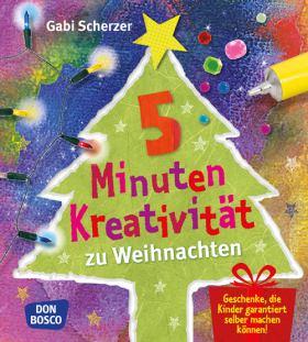 5 Minuten Kreativität zu Weihnachten.  Geschenke, die Kinder garantiert selbst machen können