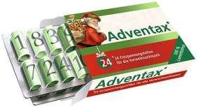 Adventax. 24 Entspannungshilfen für die Vorweihnachtszeit
