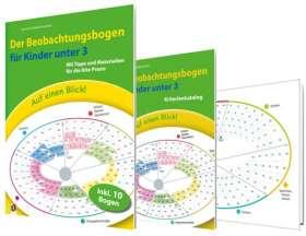 Auf einen Blick! Der Beobachtungsbogen für Kinder unter 3. Mit Tipps und Materialien für die Kita-Praxis