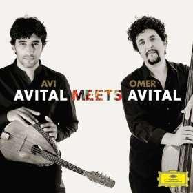 Avi Avital meets Omer Avital