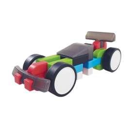 Baustein-Fahrzeuge, 96 Teile