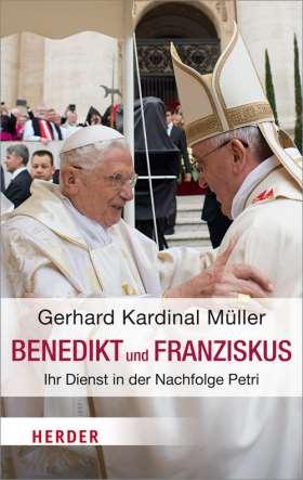 Benedikt und Franziskus. Ihr Dienst in der Nachfolge Petri. Zehn Jahre Papst Benedikt