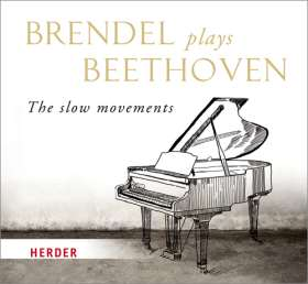 Brendel plays Beethoven. The slow movements