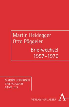 Briefwechsel 1957-1976 Book Cover