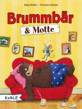 Brummbär und Motte
