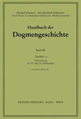 Christologie im 19. und 20. Jahrhundert