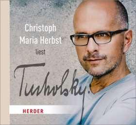 Christoph Maria Herbst liest Tucholsky