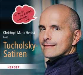 Christoph Maria Herbst liest Tucholsky-Satiren. Frauen sind eitel. Männer? - Nie!