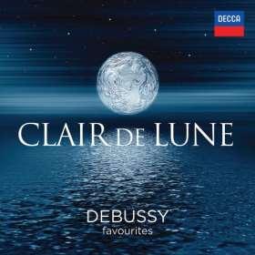 Clair de lune. Debussy Favourites