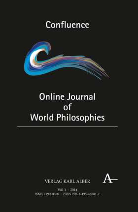 Confluence. Online Journal of World Philosophies