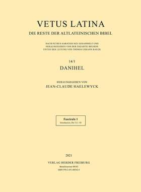 Danihel. Fascicule 1: Introduction. Dn 13,1-10