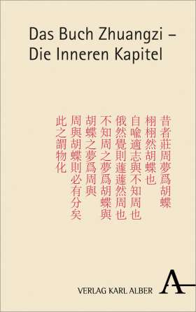 Das Buch Zhuangzi – Die Inneren Kapitel