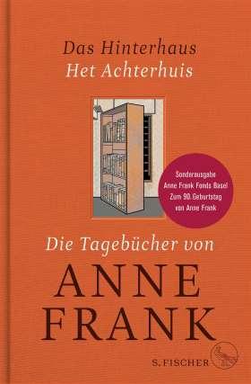 Das Hinterhaus – Het Achterhuis. Die Tagebücher von Anne Frank