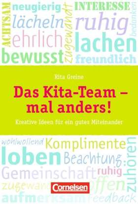 Das Kita-Team mal anders! Kreative Ideen für ein gutes Miteinander. 20 Karten in Pappschachtel
