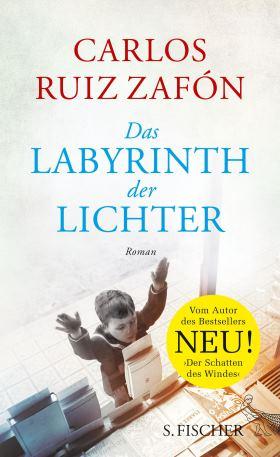 Das Labyrinth der Lichter. Roman
