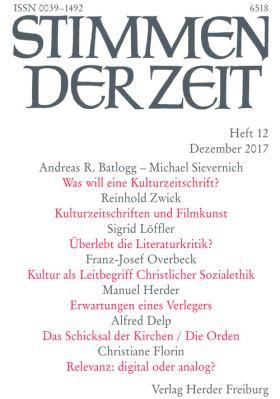 Das Schicksal der Kirchen / Die Orden (1944/45)