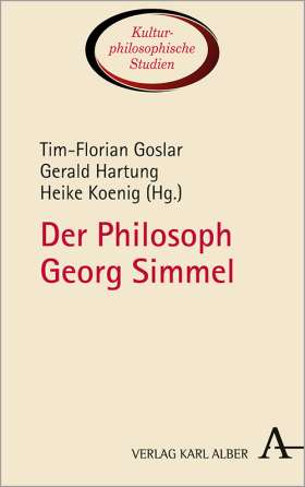 Der Philosoph Georg Simmel