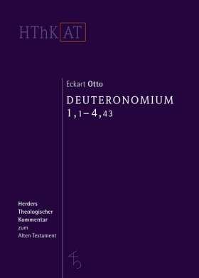 Deuteronomium 1-11. Erster Teilband: 1,1-4,43