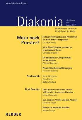 Diakonia - 1/2017