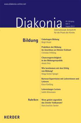 Diakonia - 3/2013