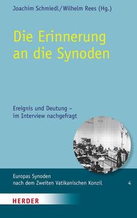 Die Erinnerung an die Synoden. Ereignis und Deutung - im Interview nachgefragt