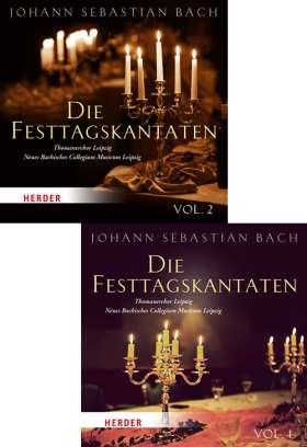 Die Festtagskantaten Vol. 1 + Vol. 2