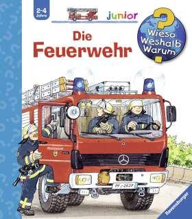 Die Feuerwehr. ab 2 Jahren