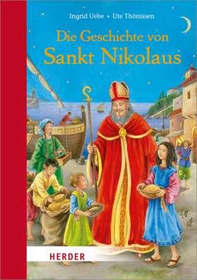 Die Geschichte von Sankt Nikolaus. Miniausgabe