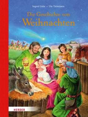 Die Geschichte von Weihnachten. Miniausgabe