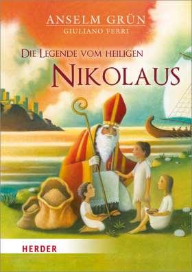 Die Legende vom heiligen Nikolaus - Mini -