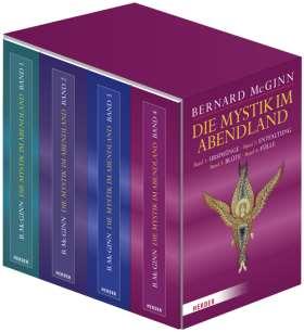 Die Mystik im Abendland. Sonderausgabe in 4 Bänden