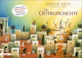 Die Ostergeschichte. Bildkarten fürs Erzähltheater Kamishibai