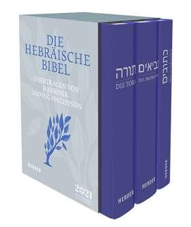 Die Philippson-Bibel. Tora - Propheten - Schriften