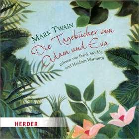 Die Tagebücher von Adam und Eva - gelesen von Thorsten Michaelis