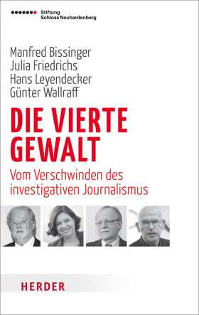 Die Vierte Gewalt. Vom Verschwinden des investigativen Journalismus'