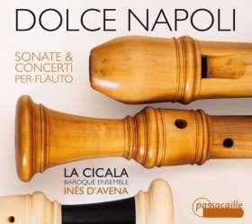 Dolce Napoli. Konzerte und Sonaten für Blockflöte