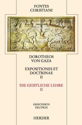 Doctrinae diversae = Die geistliche Lehre. Zweiter Teilband