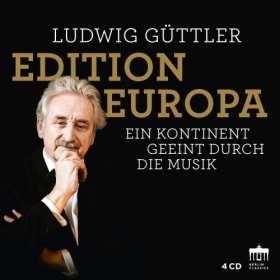 Edition Europa. Ein Kontinent geeint durch die Musik
