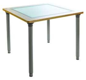 EDUPLAY 4 Tischbeine für Leuchttisch