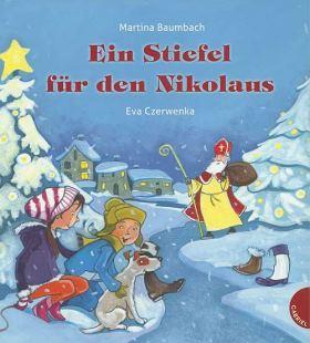 Ein Stiefel für den Nikolaus