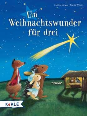 Ein Weihnachtswunder für drei