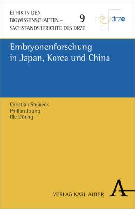 Embryonenforschung in Japan, Korea und China