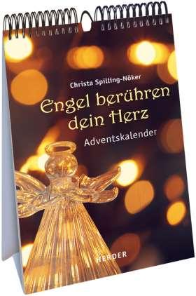 Engel berühren dein Herz. Adventskalender