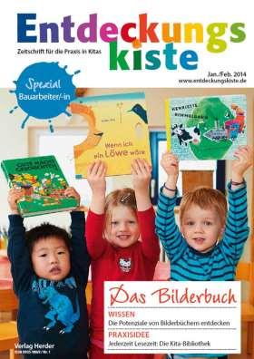 Entdeckungskiste 1/2014. Von Leseratten & Bücherwürmern