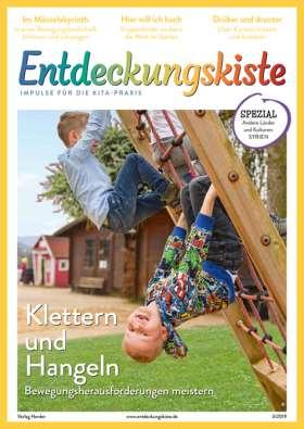 Entdeckungskiste - 3/2019. Klettern und Hangeln