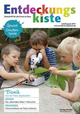 Entdeckungskiste 4/2011. Bionik