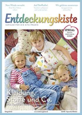 Entdeckungskiste - 5/2018. Kleidung, Stoffe und Co.