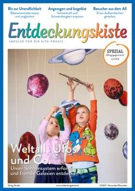 Entdeckungskiste 6/2017. Weltall, Ufos und Co.