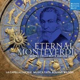 Eternal Monteverdi. Marienvesper 1650
